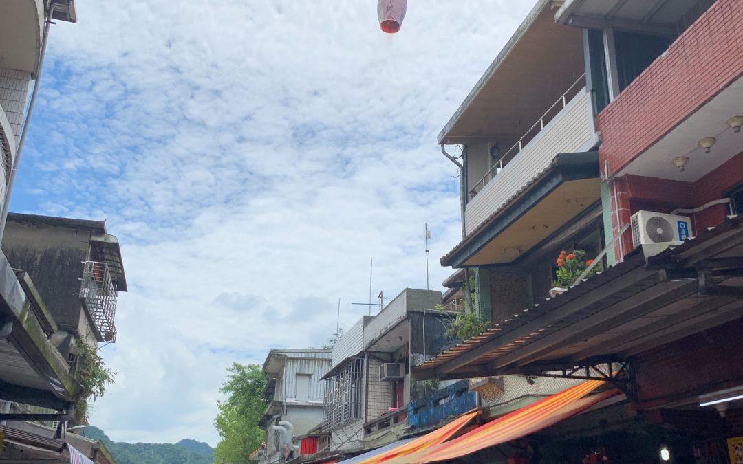 台北包車一日遊-十份天燈