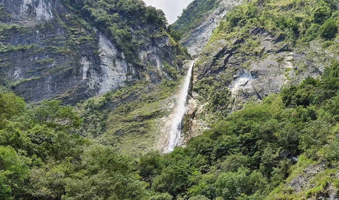 花蓮旅遊包車-白楊瀑布